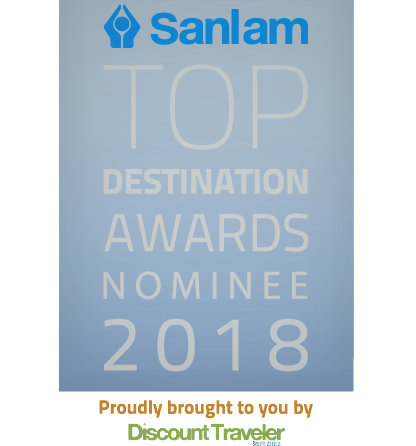 Sanlam Top Destination Awards Nominee 2018